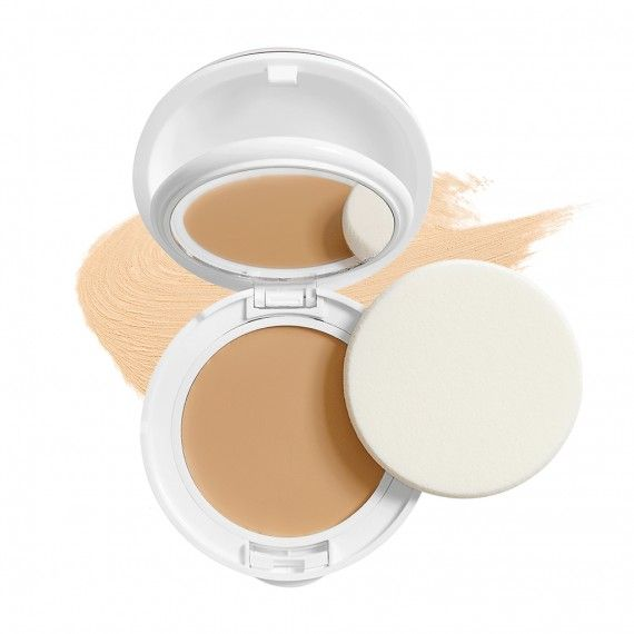 Avène Couvrance Creme Compacto Oil-Free Natural 10 g