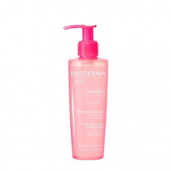Bioderma Sensibio Gel Moussant