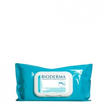 Bioderma ABCDerm wipes