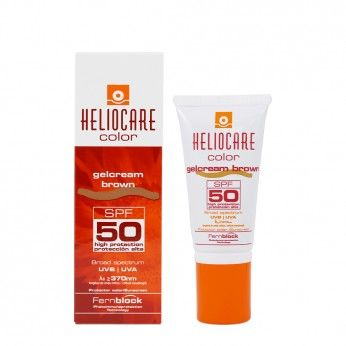 Heliocare Gelcor Brown SPF50 50 ml