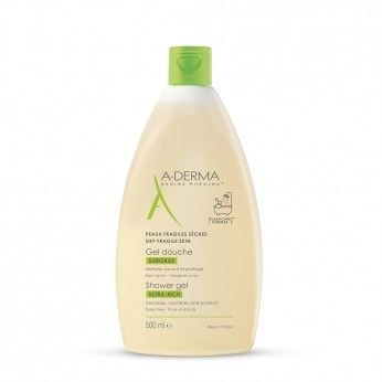 A-DERMA Gel Duche Ultra Rico 500 ml