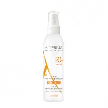 A-DERMA Protect Spray SPF50+ 200 ml