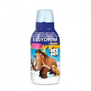 Elgydium Junior Colutório Ice Age 500 ml