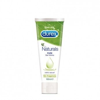 Durex Naturals Pleasure Gel Lubrificante 100 ml
