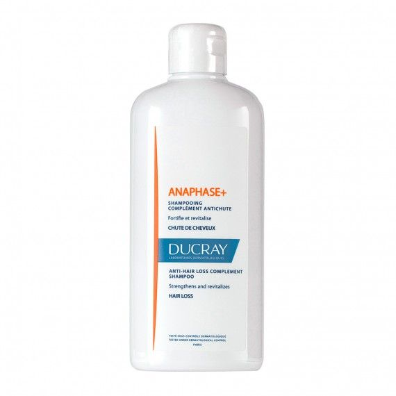 Ducray Anaphase+ Champô Complemento Antiqueda 400 ml