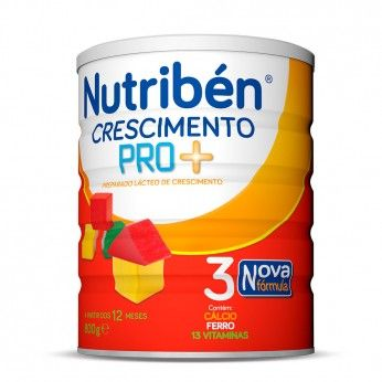 Nutribén Milk Growth Pro +