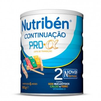 Nutribén Milk Continued Pro-Alfa