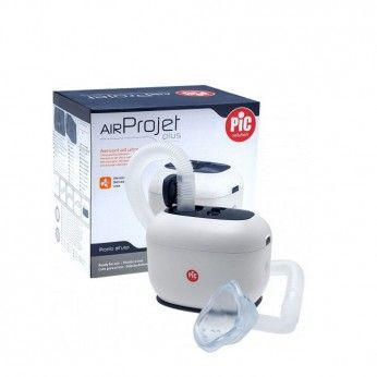 Pic AirProject Plus Nebulizador
