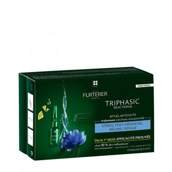 René Furterer Triphasic Reacional 5 ml x 12 Unidoses