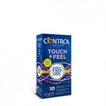Control Touch & Feel Easy Way 10 Preservativos