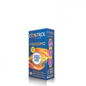 Control Finissimo Easy Way 10 Preservativos
