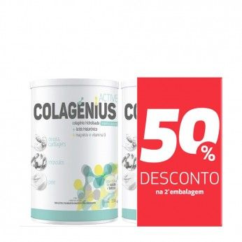 Colagenius Active -50% 2ªunidade Duo 330 g