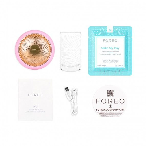 FOREO UFO ™ Pearl Pink