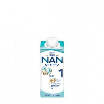 Nan Optipro 1 Leite Lactente 200 ml