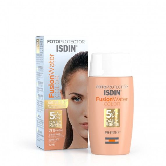 Isdin Fotoprotector Fusion Water Color SPF50+
