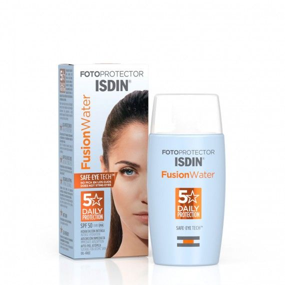 Isdin Fotoprotector Fusion Water SPF50+