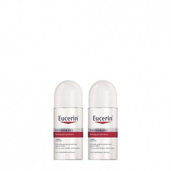 Eucerin Anti-Transpirante Roll-On 48h DUO