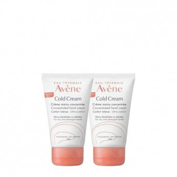 Avène Cold Cream Concentrado Mãos DUO