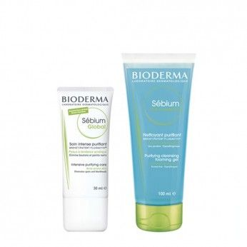 Bioderma Sébium Global PACK Gel Moussant