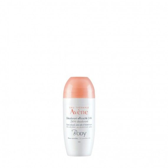 Avène Body Deo Roll On 24H Eficacia