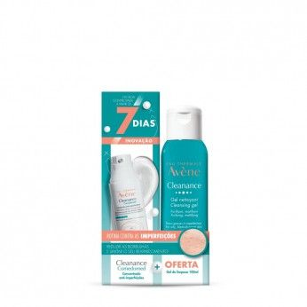 Avène Cleanance Comedomed Concentrado Anti-imperfeições + Oferta Gel limpeza