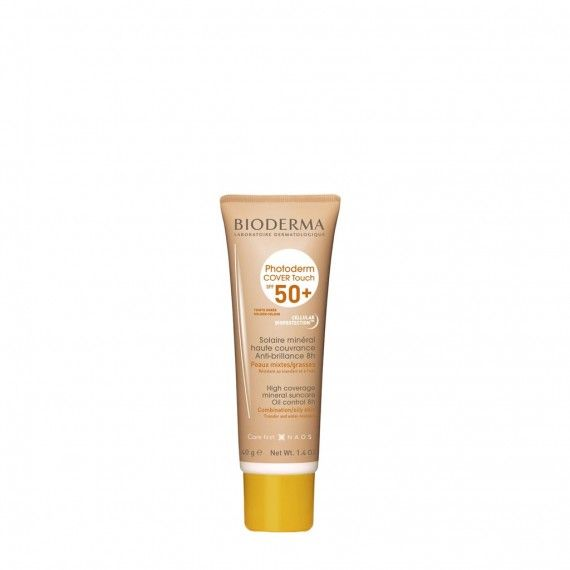 Bioderma Photoderm Cover Touch SPF50+ Gold