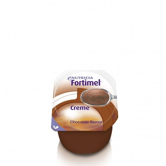 Fortimel Creme Chocolate Pack 4 Pudins